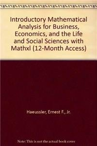 Introductory Mathematical Analysis for Business, Economics, and the Life and Social Sciences with ...
