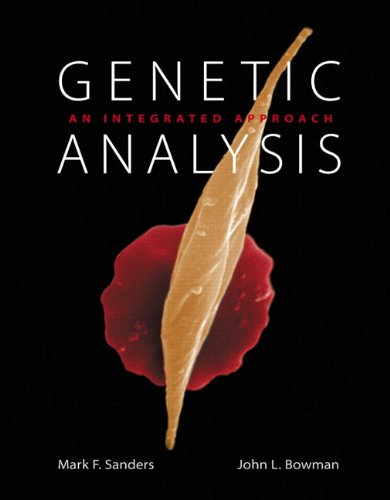 9780321732507: Genetic Analysis: An Integrated Approach