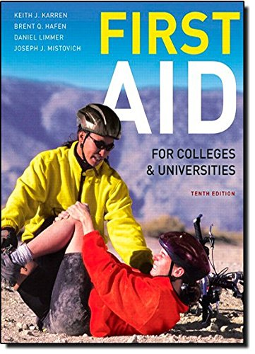 9780321732590: First Aid for Colleges and Universities (10th Edition)