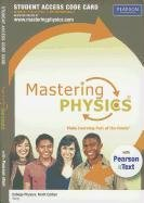 9780321733122: MasteringPhysics with Pearson eText - Standalone Access Card - for College Physics (9th Edition) (Mastering Physics (Access Codes))