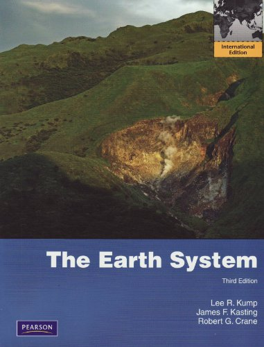 earth system the pearson new international edition