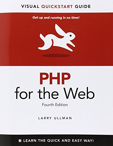 9780321733450: PHP for the Web: Visual QuickStart Guide (4th Edition)