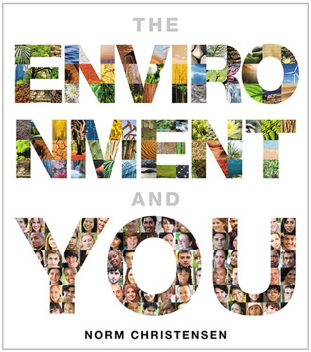 9780321734389: The Environment and You
