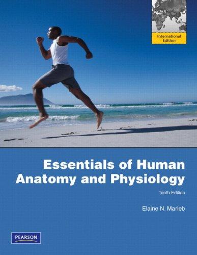 9780321735522: Essentials of Human Anatomy & Physiology