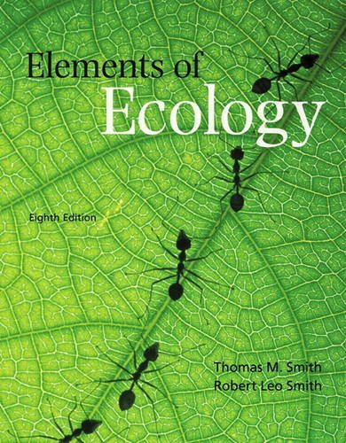 9780321736079: Elements of Ecology (8th Edition)