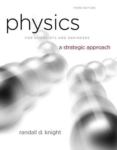 9780321740908: Physics for Scientists and Engineers: A Strategic Approach with Modern Physics (3rd Edition)