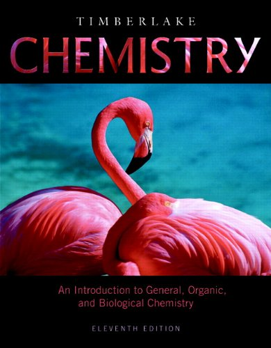 9780321741042: Chemistry: An Introduction to General, Organic, and Biological Chemistry