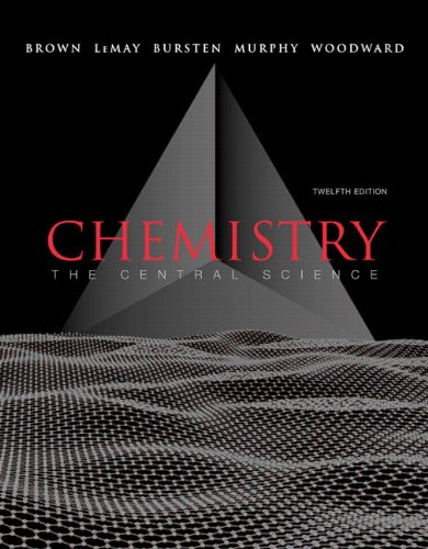 9780321741059: Chemistry: The Central Science Plus MasteringChemistry with eText -- Access Card Package (12th Edition)