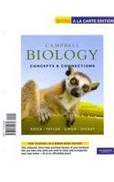9780321742032: Campbell Biology: Concepts & Connections, Books a la Carte Edition (7th Edition)