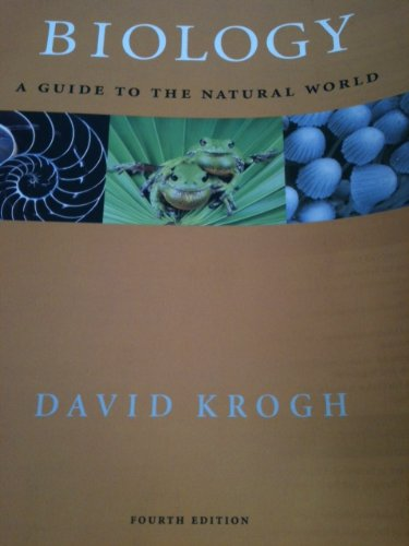 9780321742612: Biology: A Guide to the Natural World (4th Edition)