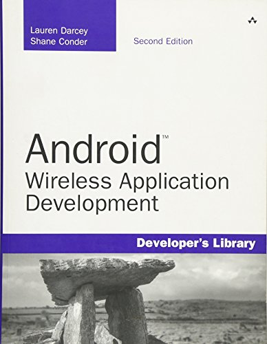 9780321743015: Android Wireless Application Development (2nd Edition) (Developer's Library)