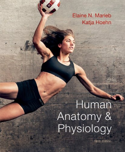 9780321743268: Human Anatomy & Physiology (9th Edition) (Marieb, Human Anatomy & Physiology)