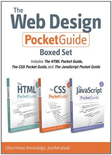 9780321743749: The Web Design Pocket Guide
