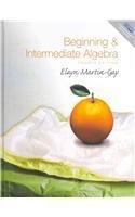 9780321747082: Beginning and Intermediate Algebra Plus MyMathLab Student Access Kit (4th Edition)