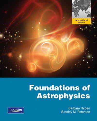 9780321748058: Foundations of Astrophysics