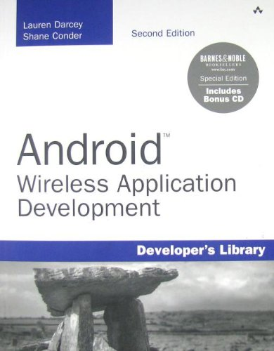 9780321749673: Android Wireless Application Development: Barnes & Noble Special Edition