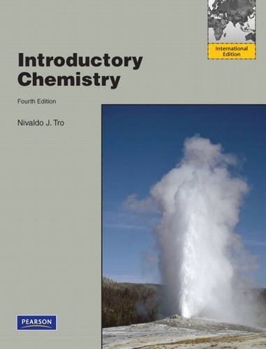 9780321749826: Introductory Chemistry International Edition