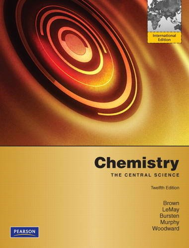 9780321749833: Chemistry: The Central Science: International Edition