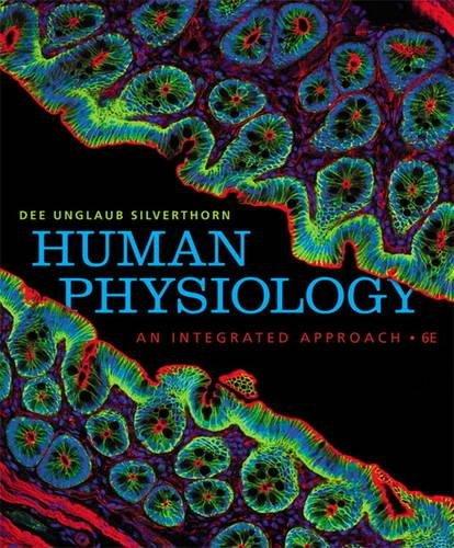 Human Physiology: An Integrated Approach Plus MasteringA&P: Silverthorn, Dee Unglaub