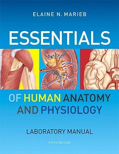 9780321750013: Essentials of Human Anatomy & Physiology Laboratory Manual (5th Edition)