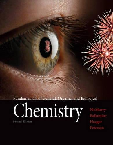 9780321750112: Fundamentals of General, Organic, and Biological Chemistry Plus MasteringChemistry with eText -- Access Card Package (7th Edition)