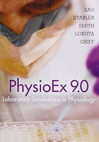 9780321750815: PhysioEx 9.0: Laboratory Simulations in Physiology