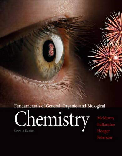 9780321750839: Fundamentals of General, Organic, and Biological Chemistry (7th Edition)