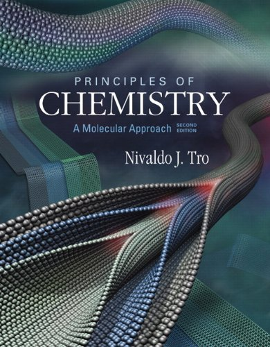 9780321750907: Principles of Chemistry: A Molecular Approach (2nd Edition)