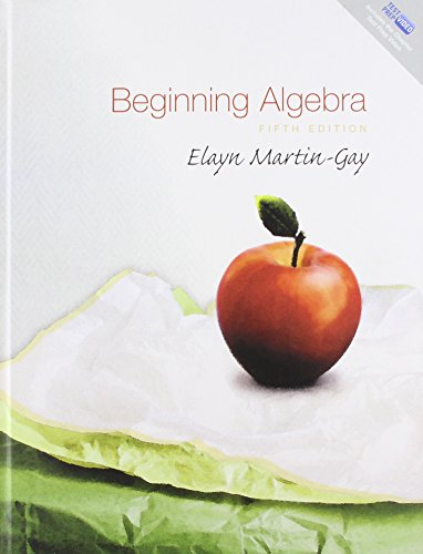 9780321751867: Beginning Algebra Plus MyMathLab Student Access Kit (5th Edition)