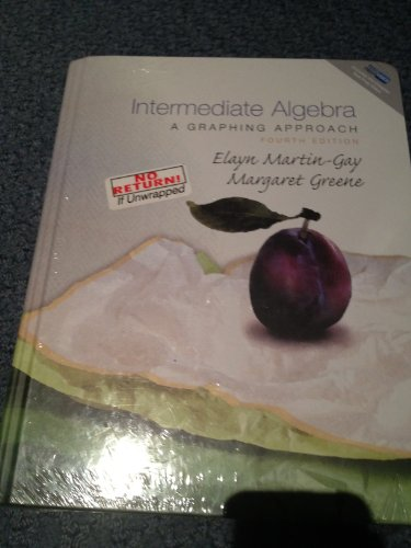 9780321751911: Intermediate Algebra: A Graphing Approach Plus MyMathLab Student Access Kit (4th Edition)