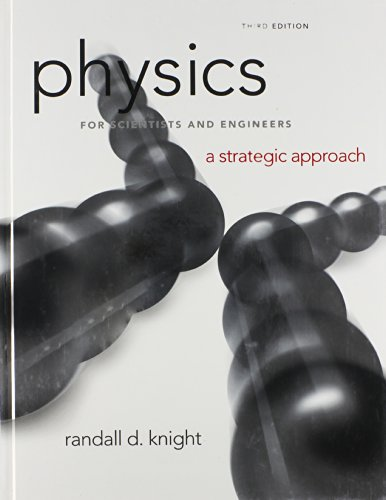 9780321752949: Physics for Scientists and Engineers: A Strategic Approach, Standard Edition (Chs. 1-36) (3rd Edition)