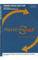 9780321753663: MasteringA&P -- Standalone Access Card -- for Human Anatomy & Physiology Laboratory Manuals (Mastering A&P (Access Codes))