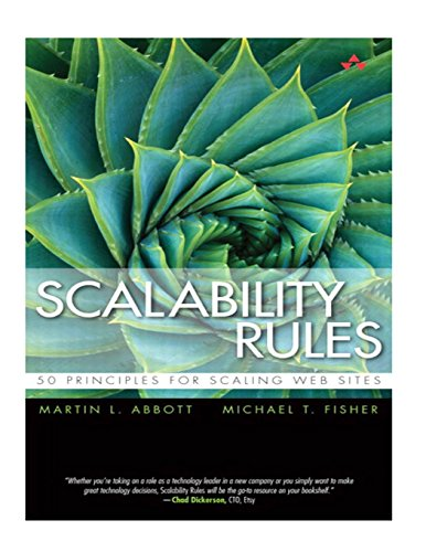 9780321753885: Scalability Rules: 50 Principles for Scaling Web Sites