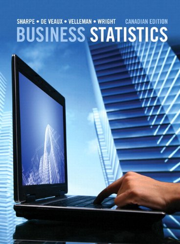 9780321754240: Business Statistics, First Canadian Edition with MyStatLab
