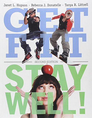 9780321754332: Get Fit, Stay Well! (2nd Edition)