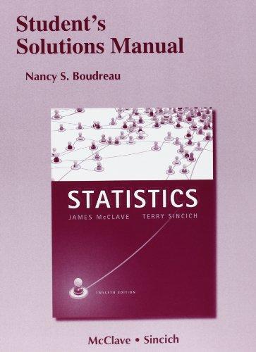 9780321755971: Statistics