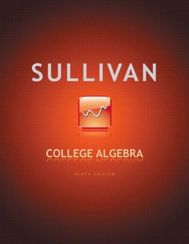 9780321755988: College Algebra plus MyMathLab/MyStatLab -- Access Card Package (9th Edition)