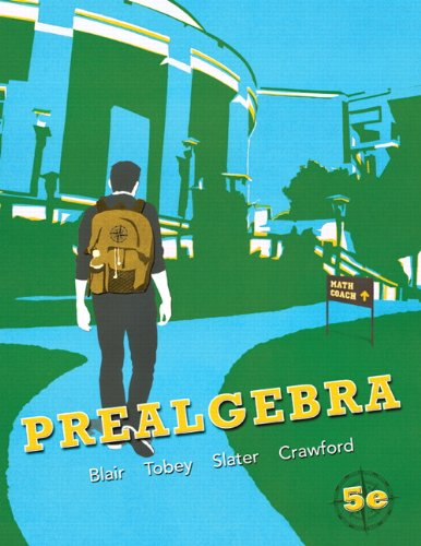 9780321756459: Prealgebra (5th Edition)