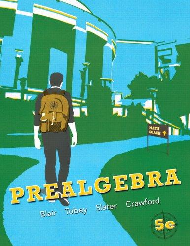 9780321756459: Prealgebra (5th Edition)