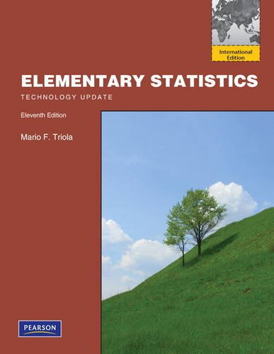 9780321758309: Elementary Statistics Technology Update:International Edition