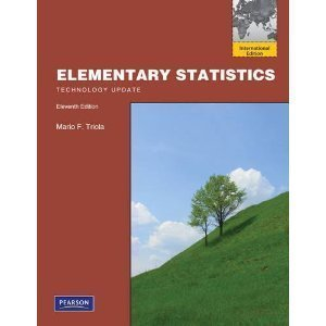 9780321758309: Elementary Statistics Technology Update
