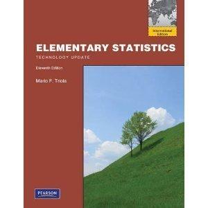 9780321758309: Elementary Statistics Technology Update