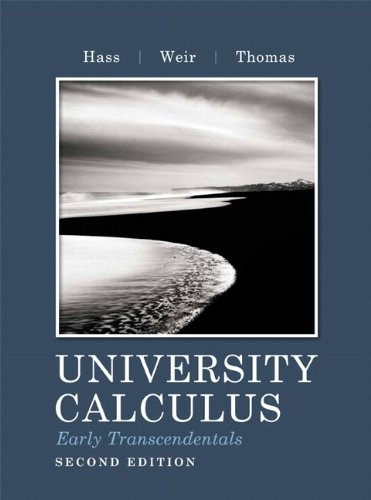9780321759900: University Calculus: Early Transcendentals Plus NEW MyMathLab with Pearson eText -- Access Card Package (2nd Edition)