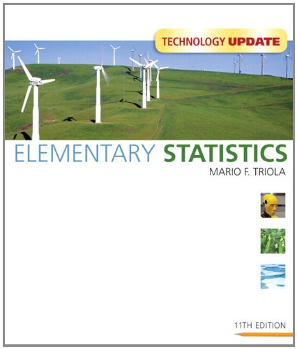 9780321759955: Elementary Statistics Technology Update plus MyMathLab/MyStatLab Student Access Code Card (11th Edition)