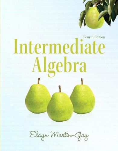 9780321760081: Intermediate Algebra plus MyMathLab/MyStatLab -- Access Card Package (4th Edition) (Martin-Gay Developmental Math Series)