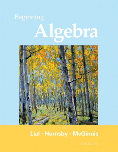 9780321760142: Beginning Algebra plus MyMathLab/MyStatLab -- Access Card Package (11th Edition)