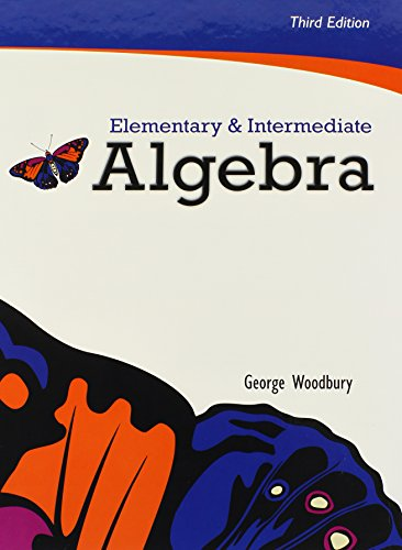 9780321760203: Elementary & Intermediate Algebra plus MyLab Math/MyLab Statistics -- Access Card Package (3rd Edition)