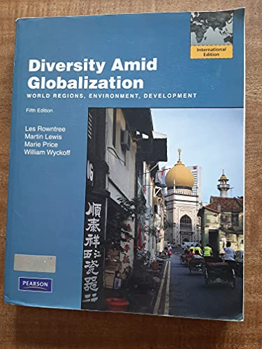 9780321761910: Diversity Amid Globalization