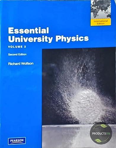 9780321761941: Essential University Physics: v. 2