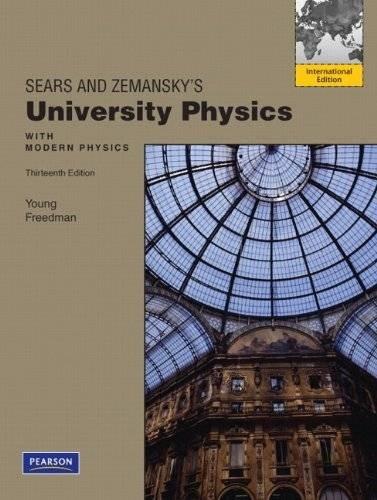 University Physics with Modern Physics: Hugh D. Young,
